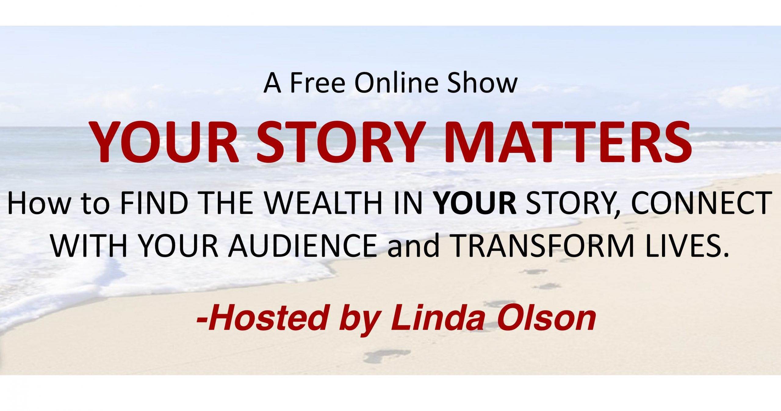 Your Story Matters Online Show Free